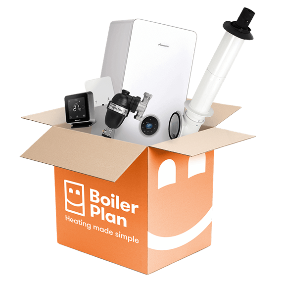 Complete boiler package